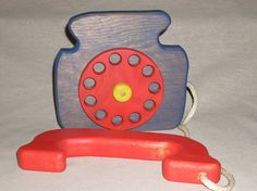 Hey, I found this really awesome Etsy listing at https://www.etsy.com/listing/88236002/wood-toy-telephone