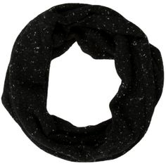 Pre-owned Alexander Wang Cashmere Circle Scarf ($125) ❤ liked on Polyvore featuring accessories, scarves, black, alexander wang, loop scarf, cashmere shawl, cashmere infinity scarf and tube scarf
