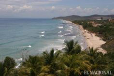Puerto Cabello - Carabobo #Playa #Paisaje #Naturaleza #Venezuela