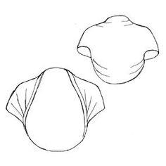 @: Shrug pattern