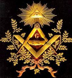Symbole de l'Équerre et du Compas de la Franc-maçonnerie Décodé