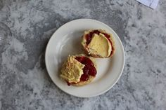 Are you a jam first or a cream first? Whichever way you choose make sure it's on our freshly baked scones, warm, crumby, heavenly.