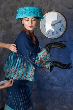 комплект свалян из 100% шерсти мериноса-автор Ольга Шулико-Гомель,Беларусь
