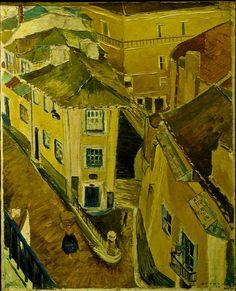 Lisboa (1937) - Carlos Botelho (1899 - 1982)