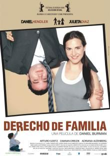 Derecho de familia - Afiche