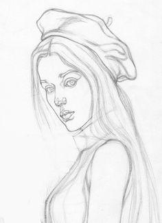 https://www.facebook.com/Bowh7/  #drawing #head #pencil