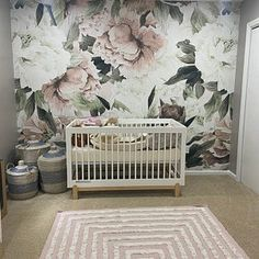 Tender Peony Wallpaper floral wallcovering dramatic floral | Etsy Kids Wallpaper, Fabric Wallpaper, Best Removable Wallpaper, Jungle Balloons, Kids Wall Murals, White Peonies, Playroom Decor, Traditional Wallpaper, Floral Wall