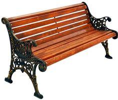 """Скамейки парковые, продажа, изготовление садовых парковых скамеек и лавочек в Москве, купить металлическую скамью для парка в ПСК """"АРГУМЕТ"""""""