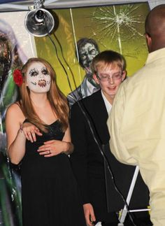 Zombie Prom raises money for Saline Music Boosters (PHOTOS)