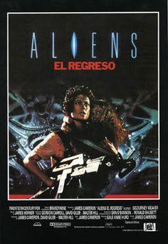 Afición por y para el cine: Aliens: El regreso