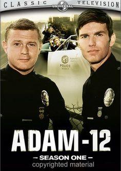 Adam-12: Season One (DVD 1968)