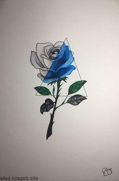 Julia ShinShin tattoo photo Shingreeva - Tattoo flowers with . - Julia ShinShin tattoo photo Shingreeva – Tattoo flowers with …, … # - Cool Art Drawings, Pencil Art Drawings, Art Drawings Sketches, Sketch Art, Easy Drawings, Tattoo Drawings, Drawing Ideas, Drawing Drawing, Drawing Skills