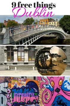 9 free things in Dublin. The capital of the Emerald Isle is not exactly known for being a budget destination, but that doesn't mean you should stay away. These 9 things won't break the bank, at all. They're free! (+ 3 cheap eats!)