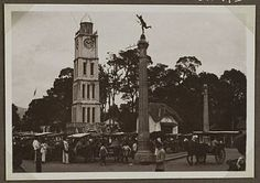 Jam Gadang was built in 1926 by architect Yazid Sutan Gigi Ameh
