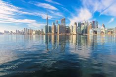 Popular on 500px : Toronto by lucky-photographer
