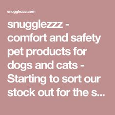 Wiggles and wags (formerly snugglezzz) offers Truelove dog walking products from the UK and includes no pull dog harnesses, collars, leads, drying coats, a leather range and Chillr cooling mats. Dog Harness, Dog Walking, Pet Products, Dates, Dog Cat, Safety, Eye, Website, Google