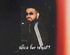 """Check out new work on my @Behance portfolio: """"Drake - Nice for What Concept"""" http://be.net/gallery/64143285/Drake-Nice-for-What-Concept"""