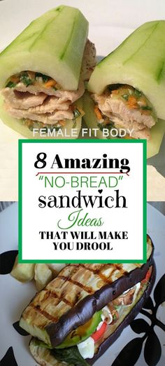 8 Amazing Bread-less Sandwich Ideas That Will Make You Drool