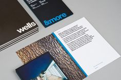 wells&more. New York state of mind – dn&co. Print Design, Typography, Mindfulness, New York, Wellness, Identity, Editorial, Letterpress, Print Layout