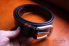 Opasek z kůže ruční výroba zakázková Belt, Accessories, Belts, Jewelry Accessories