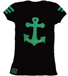 greek fashion ~ AΣT anchor style ⚓