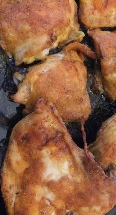 Amish Baked Chicken