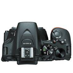 Nikon D5500 -järjestelmäkamera