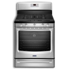 Gas Range with Even air convection oven at ABC Warehouse - Online Store