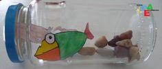 l'acquario di vetro