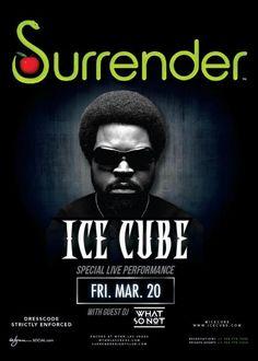 Ice Cube at Surrender Nightclub