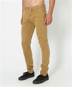 general pants co standard super skinny chino cigarette