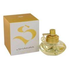 Shakira S. Houtig en poederachtig parfum met geurnoten van amber, benzoë, vanille, jasmijn en houtsoorten. Deze geur is bedoeld voor vrouwen en gelanceerd in 2011