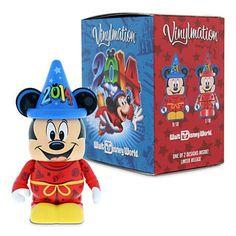Vinylmation Figure - Sorcerer Mickey Mouse - Walt Disney World 2014 Cute Disney, Disney Girls, Walt Disney World Orlando, Disney Tsum Tsum, Disney Addict, Mickey Mouse Birthday, Disney Springs, Disney Merchandise, Disney Vacations