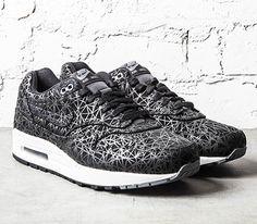 Nike Air Max 1 Premium-Geometric Black