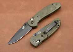 Benchmade Knives: 551BKOD