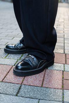 Takato Yano Men Dress, Dress Shoes, Loafers Men, Oxford Shoes, Street Style, Fashion, Moda, Urban Taste, La Mode