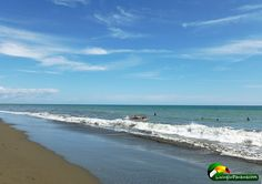 Discover Puerto Armuelles, Panama - Check out These Photos Puerto Armuelles, More Photos, Panama, Ocean, Sky, Beach, Water, Places, Check