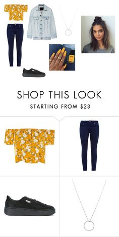 """""""Summer Vibes"""" by maaliya on Polyvore featuring mode, Ted Baker, Puma, Roberto Coin et Alexander Wang"""