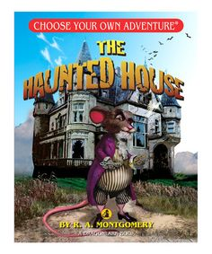 Another great find on #zulily! The Haunted House Paperback #zulilyfinds