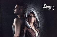 Kat + Dante - DmC: Devil May Cry cosplay (test 4) by FaultyFrame on deviantART