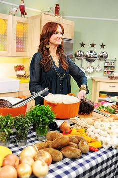 Ree Drummond, the Pioneer Woman. One of my top ten favorite people of all time. I absolutely love this woman.