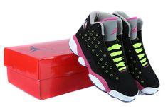 4d9fc57e023 17 Best Replica Women Air Jordan 13 GS Seaside Shoes For sale Fake ...