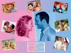 Un Gars, une Fille premier en onze de octobre 1999. L'émission de télé terminé dans seize de octobre 2003.