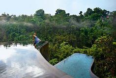 Tempat menginap murah di Ubud