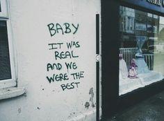 We were...
