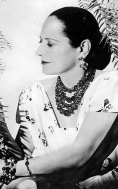 Helena Rubinstein (1870?-1965), cosmetics manufacturer