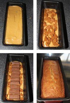 Cake praliné-spéculos