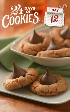 "This traditional Christmas-cookie fave just got easier thanks to Betty's peanut butter cookie mix. Even scratch fanatics love how simple this recipe is! ""I am a die-hard from-scratch person, but this recipe has converted me,"" says Betty member The Best Cookie Lady. ""Looked just like the picture and tasted great."""