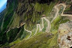 13 roads to ride before you die