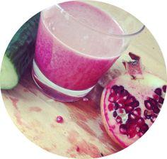 Pink Power Juice #HealthyByAudrey